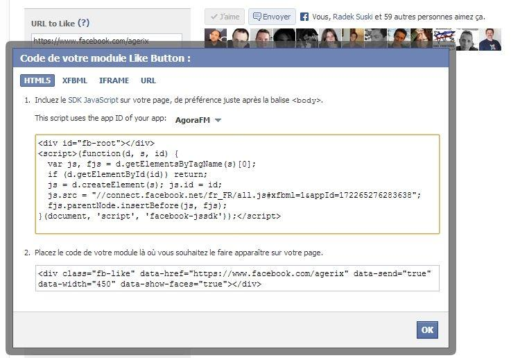 "agerix.fr : optimiser le bouton Facebook ""j'aime"""