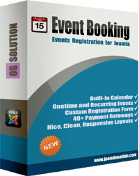 Events Booking 3.6.1 released