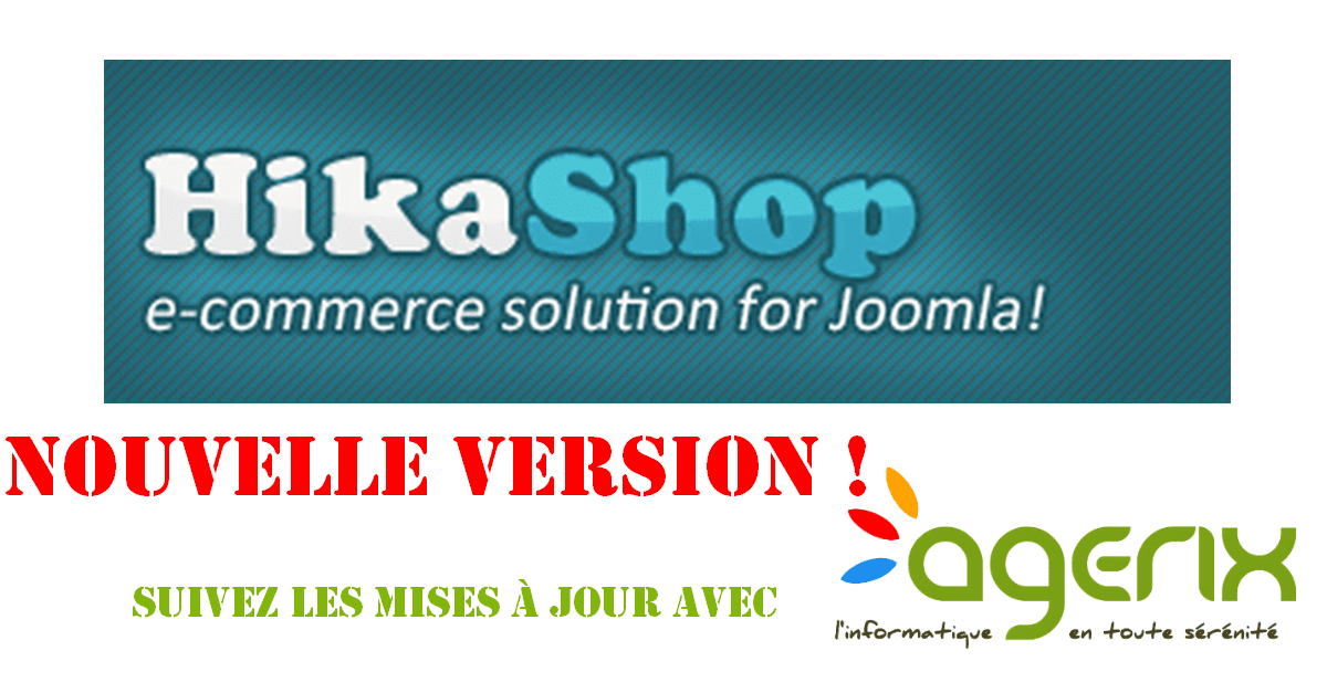 HikaShop : la solution ecommerce pour Joomla!