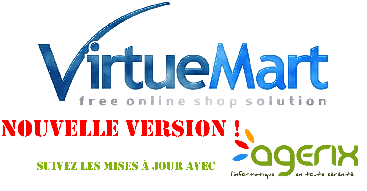 VirtueMart 3.6.0 est maintenant disponible !