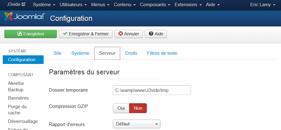 agerix.fr activer la compression gzip 2