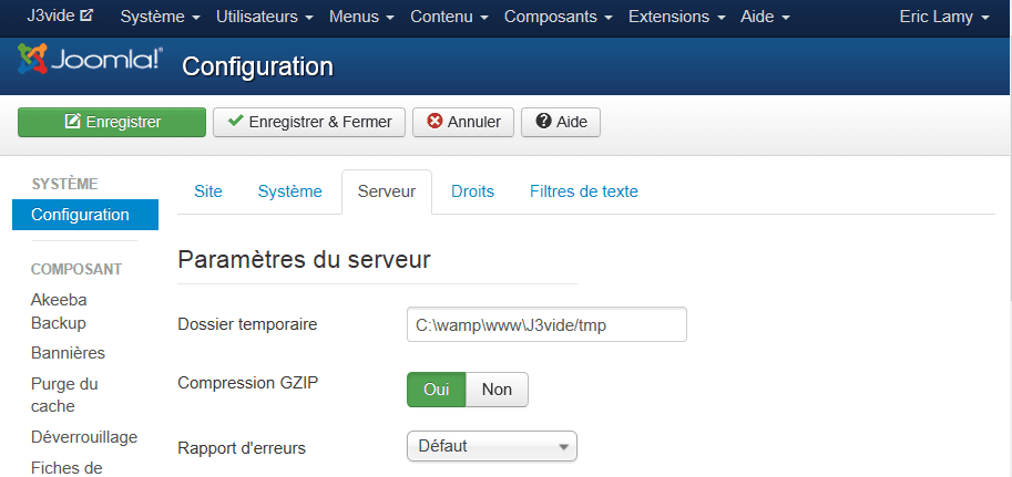 agerix.fr activer la compression gzip 3